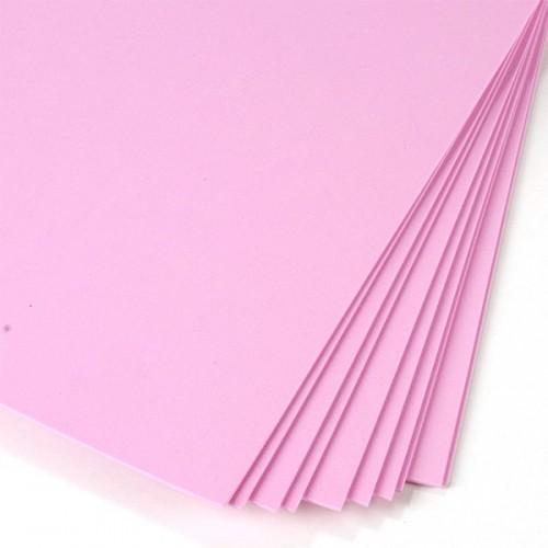 Фоамиран светло-розовый 006 2 мм А4