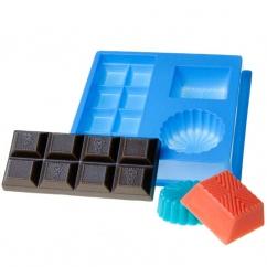 Форма пластиковая Набор Шоколад