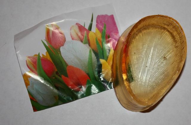 Молд Лепесток тюльпана 030