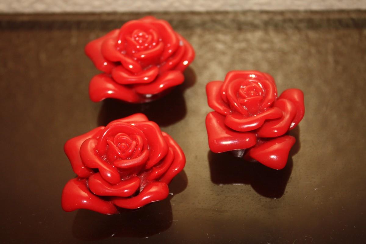 Форма для мастики Идеальная роза