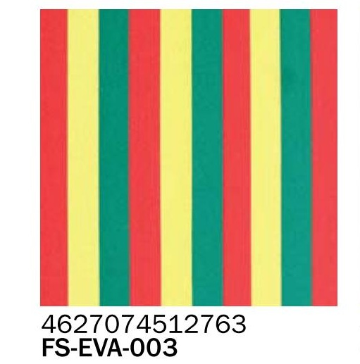 Фоамиран полоска 2 мм А4