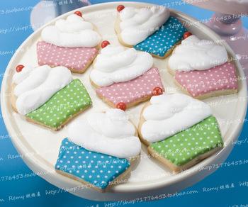 Вырубка для печенья Пирожное