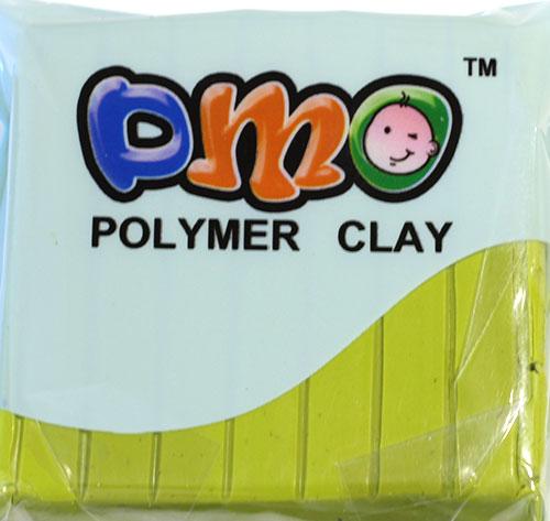 Полимерная глина фисташковый 44