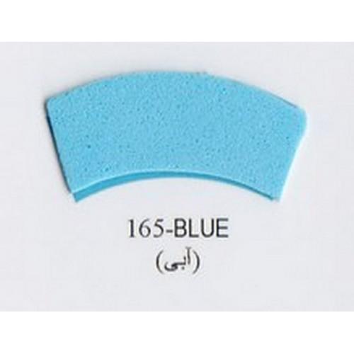 Фоамиран 17 голубой 60*70 см.