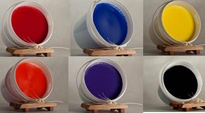 Набор ассорти из цветной мыльной основы, 1 кг