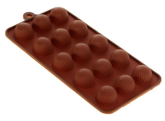 Форма для шоко конфет Настоящая 811911