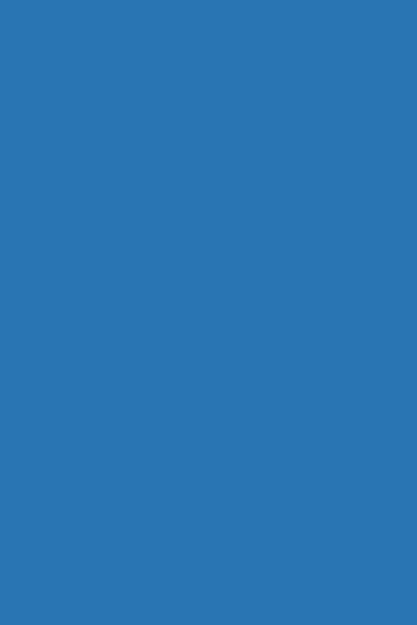 Фоамиран синий 2 мм А4