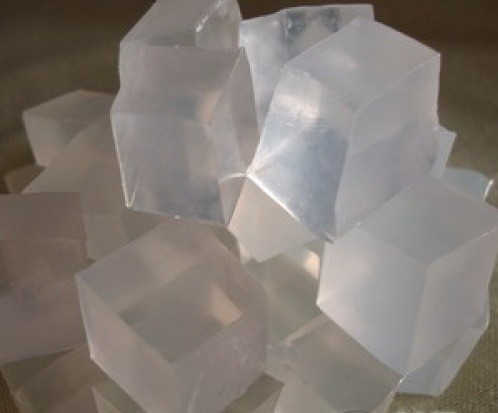 Мыльная основа прозрачная Industrial, без лаурил сульфата, Россия, 1 кг