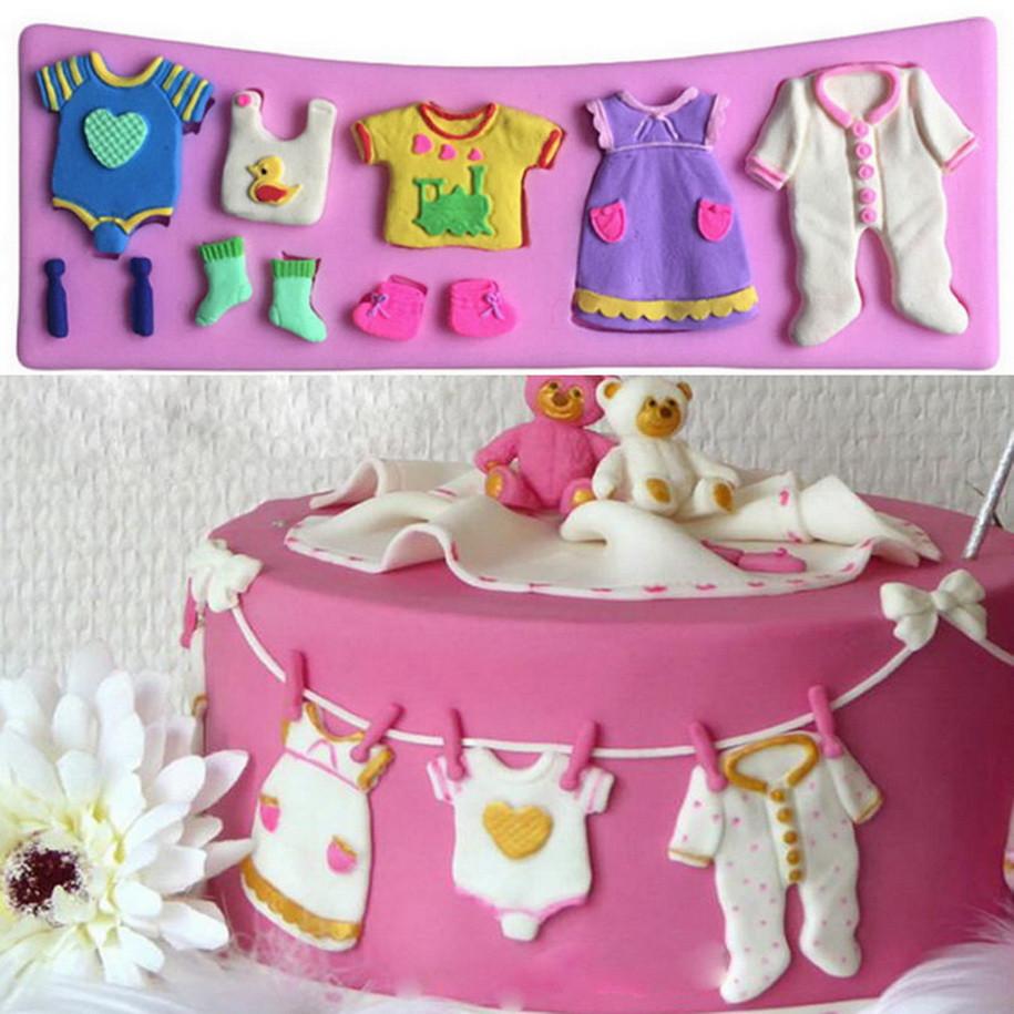 Набор молдов Детская одежда