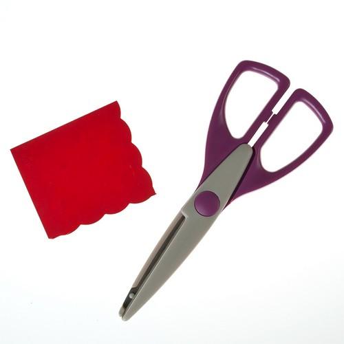Фигурные ножницы ОБЛАКО SCB 236602