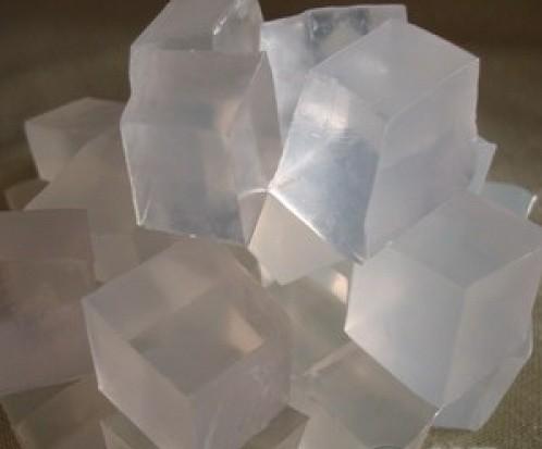 Мыльная основа прозрачная Industrial, без лаурил сульфата, Россия 500 гр