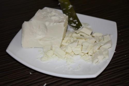 Шоколадная основа белая, 1 кг