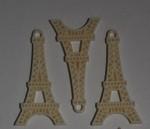 Набор формочек для пластики Эйфелевы башенки