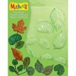 Набор формочек для пластики Листья
