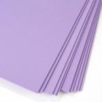Фоамиран светло-фиолетовый 027 2 мм А4