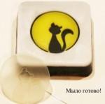 Штамп Лунный кот