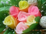 Форма силиконовая Бутон розы