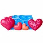 Форма пластиковая Набор Любовь