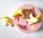 Форма силиконовая Мини бананы
