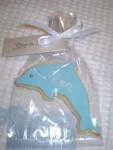 Вырубка для печенья Дельфин