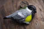 Форма пластиковая Птичка