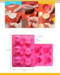Форма силиконовая для выпечки Мики маус набор