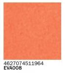 фоамиран оранжевый 008  2мм А4
