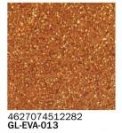 Фоамиран глиттер золотой 2 мм А4