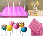 Набор форм для поп кейков или леденцов