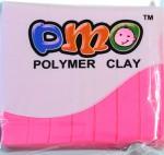 Полимерная глина неоновый ярко-розовый 62