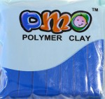 Полимерная глина синий 13