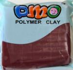 Полимерная глина бордовый 01