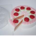 форма пластиковая Торт под нарезку