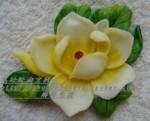 Форма силиконовая Цветок роскошь в наличии