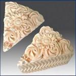 Форма силиконовая Кусок торта предзаказ
