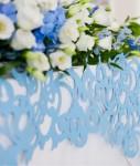 Фоамиран Небесно-голубой 2 мм А4