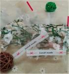 Пакет прозрачный Hand made 10 cм * 10 см
