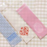 Пакетик для мыла Кружевные шторки