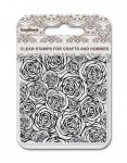 Набор штампов Фоновый штамп Розы