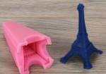 Форма силикон Эйфелева башня