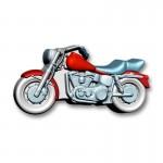 Форма пластиковая Мотоцикл