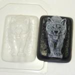 Форма пластиковая Волк из темноты