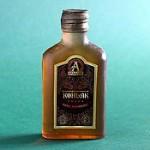 Форма пластиковая Бутылка коньяка