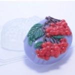 Форма пластиковая Гроздья рябины