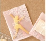 Пакетик для мыла Розовое кружево 15*20 см