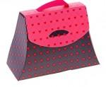 Коробка для мыла сумочка 017