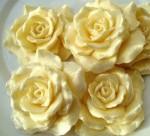 Форма силиконовая Роза французская в наличии