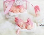 Форма силиконовая Малыш в памперсе по предзаказу